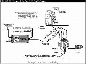 8 Best Msd  Wiring Diagram Gm Hei Collections