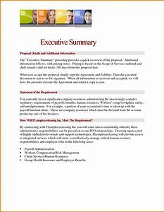 professional executive summary psycho chyberneticstk With real estate executive summary template