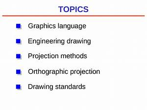 20  New For Engineering Drawing Standards