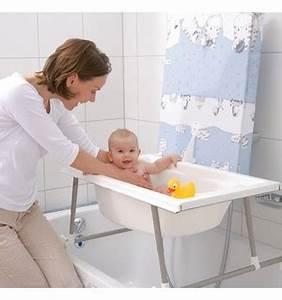 Grande Baignoire Enfant : baignoire b b salle de bain travauxlib ~ Melissatoandfro.com Idées de Décoration