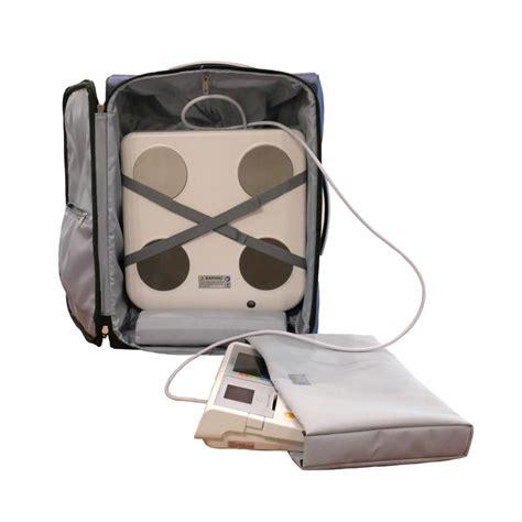 kuffert til sikker transport af tanita dc360s