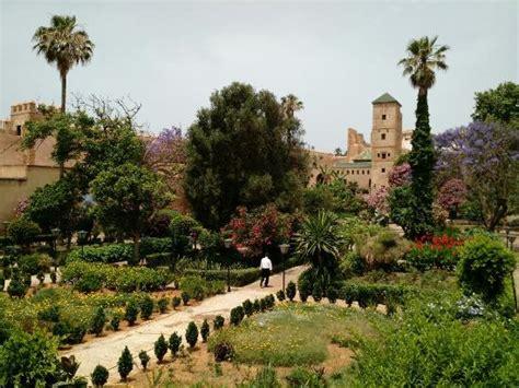 andalusian gardens rabat tripadvisor