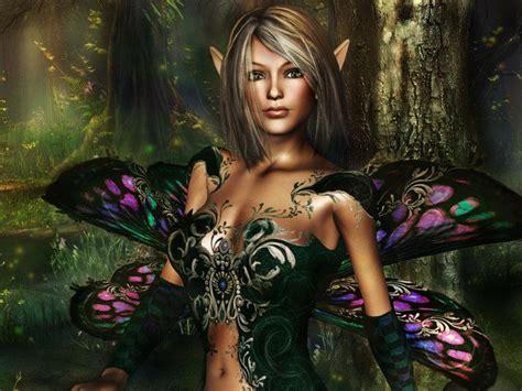48 Free 3d Fairy Wallpaper On Wallpapersafari