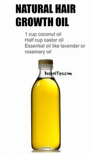 DIY ALL NATURAL HAIR GROWTH OIL A Well Your Hair And