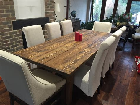 rustic dining table  forest rustic furniture