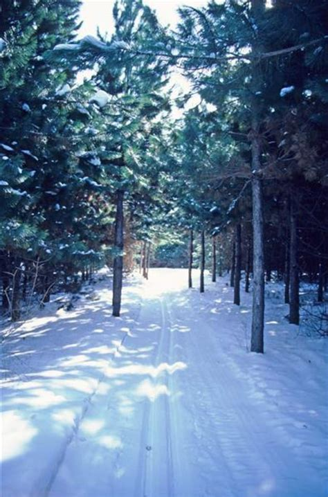 kettle moraine state forest southern unit cross country skiing