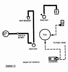Where Can I Find A Vacuum Line Diagram For An 89 Ford