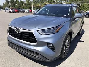 New 2020 Toyota Highlander Xle Sport Utility In Valdsota