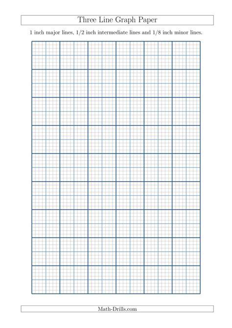 graph paper    major lines