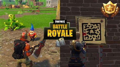 Fortnite Battle Royale, Guide Défis 7e Semaine