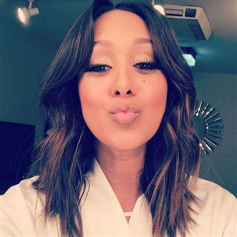 Tamera Mowry Instagram Selfies Essencecom