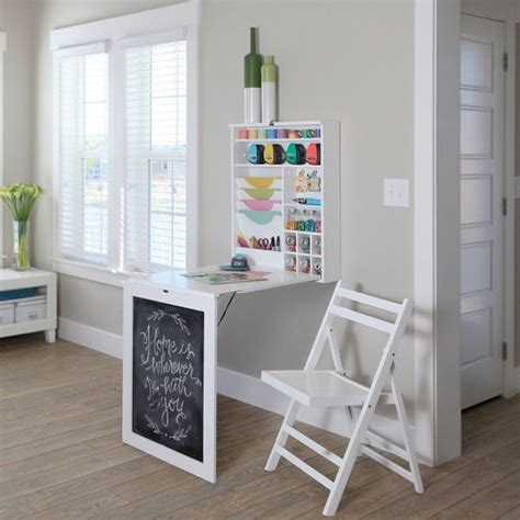 diy craft down 10 ideas about wall mounted table on fold desk fold table and wall bar