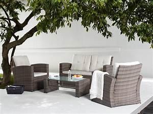 Ersatzauflagen Set Für Rattan Sitzgruppe : rattan gartenm bel lounge rattanlounge garten tisch bank stuhl g nstig supply24 ~ Sanjose-hotels-ca.com Haus und Dekorationen