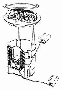Dodge Challenger Module  Fuel Tank - Diesel  Gallon  Plate  Skid
