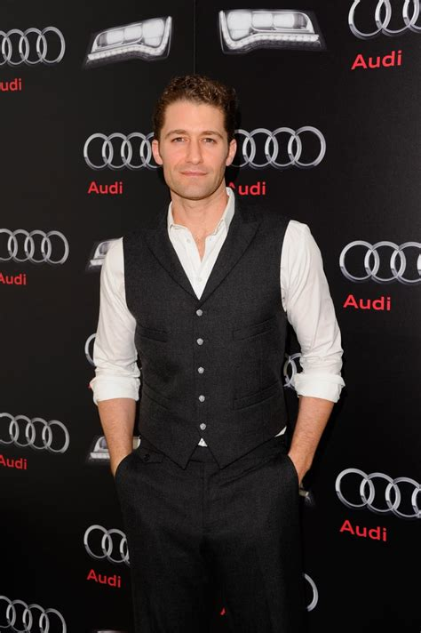 Matthew Morrison | Whitney Houston Death Reactions From ...