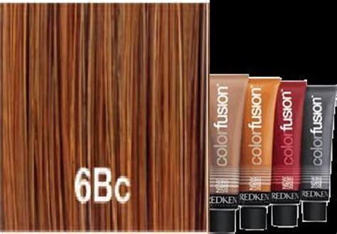 redken color fusion bc brown copper hair pinterest