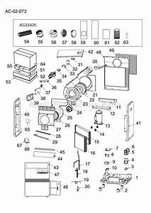 Parts For Cprb08xcj