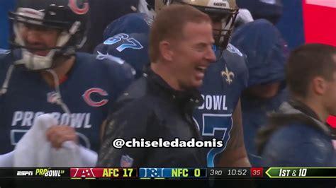 pro bowl micd  seahawks quarterback russell