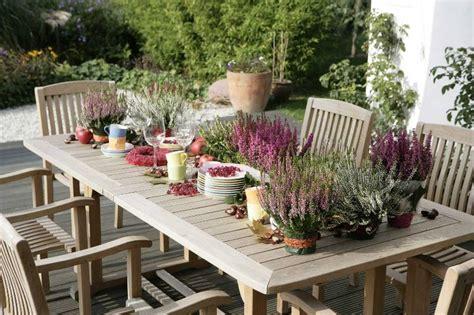 Garten Herbst Bepflanzung by Balkon Und Terrasse Im Herbst Planungswelten