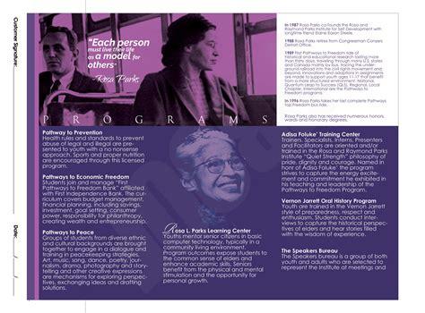 Rosa Parks Legacy Continues Rosa Parks