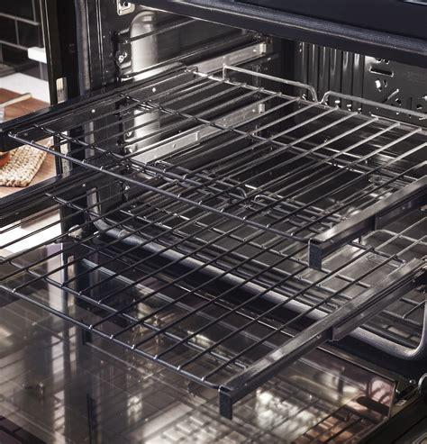 ge oven racks zet1phss monogram 30 quot professional electronic convection