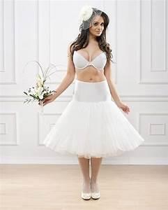 jupon mariage tina pour robe de mariee courte instant With robe de mariée hiver avec bijoux bapteme pas cher