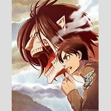 Attack On Titan Eren Titan Form Face | 700 x 900 jpeg 400kB