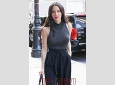Triple Style Shot Olivia Munn Out and About in NYC Tom