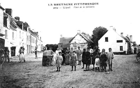 jean louis uzel uzel histoire patrimoine noblesse commune chef lieu