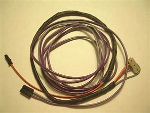 1967 Chevy Impala Convertible Power Top Switch Wiring