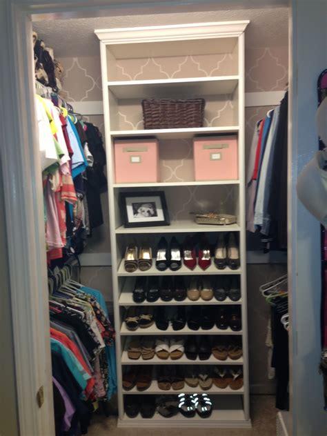 cool diy closet system ideas  organized people ellys