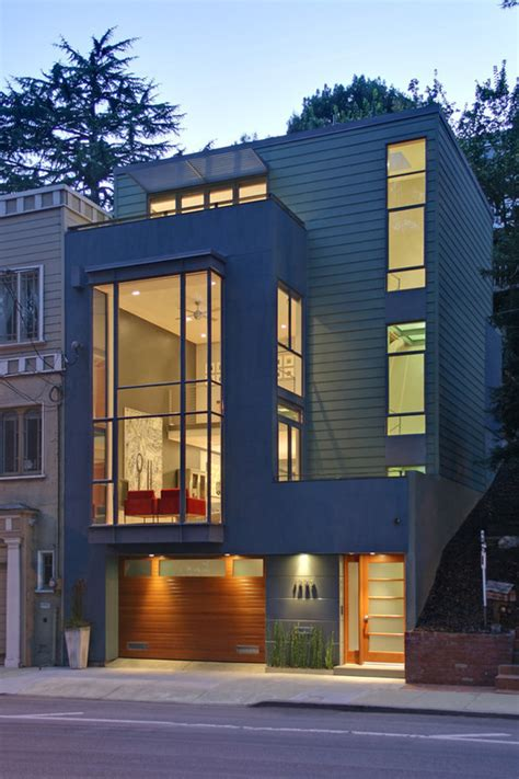 Modern San Francisco Home