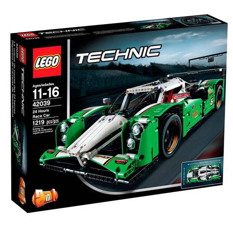 technic car amazon com technic 24 hours race car toys games