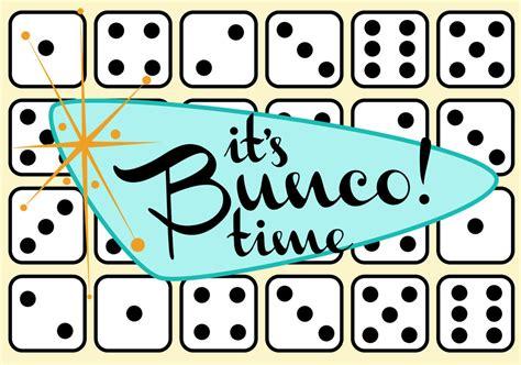 free bunco retro bunco invitation by jessehclark on deviantart