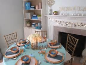 Decorating For Hanukkah by 9 Fresh And Fun Hanukkah Decorating Ideas