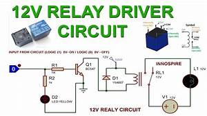 Wiring Manual Pdf  12v Relay Schematic