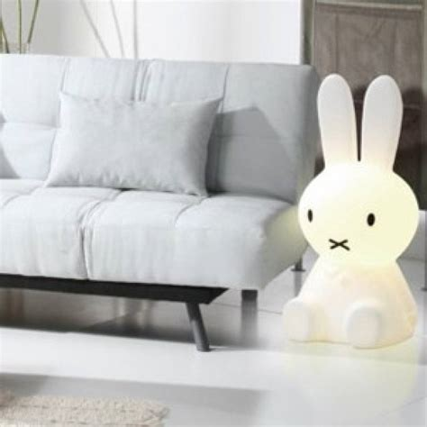 le lapin miffy xl 80cm design originals