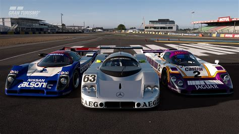 Turismo Sport News by Gran Turismo Sport 1 19 Update Adds New Car Circuit De La