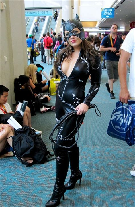 catwoman cosplay cosplay pinterest sexy