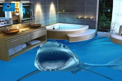 ideas awesome 3d epoxy floors for beautiful home