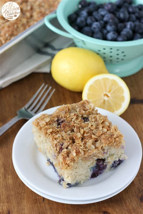 gluten  blueberry lemon coffee cake  kitchen addiction