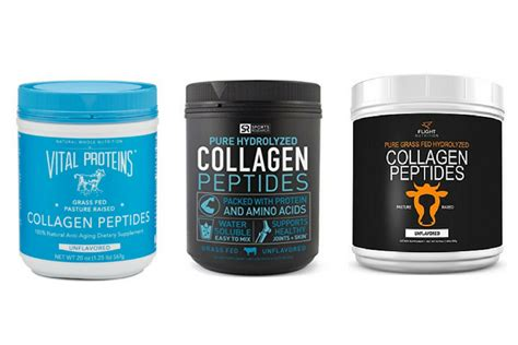 The Best Collagen Supplements Top 10 Best Collagen Peptide Supplements Reviewed In 2019