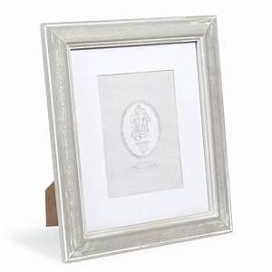 Cadre Photo 13x18 : cadre photo gris clair 13x18 cm lysandre maisons du monde ~ Teatrodelosmanantiales.com Idées de Décoration
