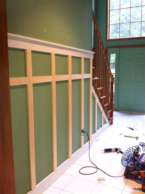 wainscoting explained   friend  easy