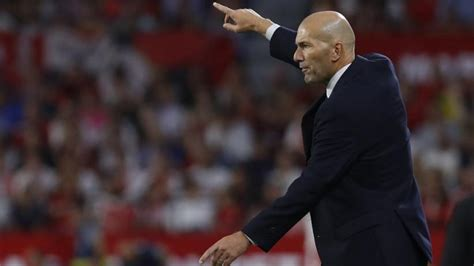 Sevilla Vs Real Madrid: Pertandingan Terbaik Zidane sejak ...