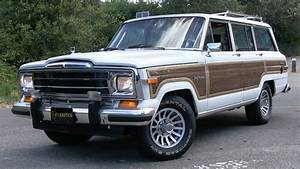 Jeep Grand Wagoneer : 1989 jeep grand wagoneer start up test drive and in depth review youtube ~ Medecine-chirurgie-esthetiques.com Avis de Voitures