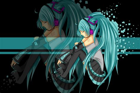The Disappearance Of Hatsune Miku Anime And Disappearance Of Hatsune Miku By Leapinglamb On Deviantart