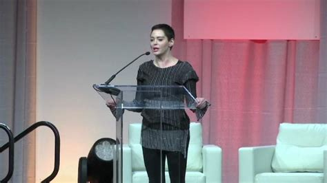 Rose McGowan: It's time everyone 'shut up and listen ...