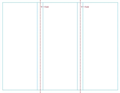 trifold template school empty brochure sles pics brochure outline
