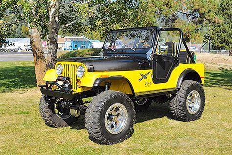 cj jeep yellow 1980 jeep cj 5 custom suv 188791